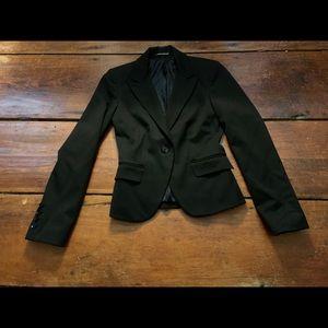 Express black blazer